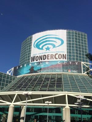 WonderCon LA Conv Center 3-28-16