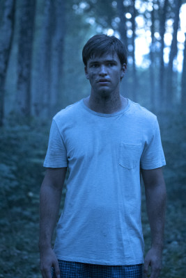 "BEYOND - ""Beyond"" is a one-hour drama about a young man who wakes up from a coma after 12 years and discovers new supernatural abilities that propel him into the middle of a dangerous conspiracy. (ABC Family/Katie Yu) BURKELY DUFFIELD"