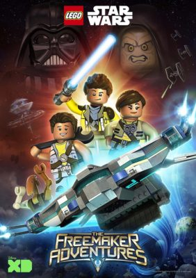 """LEGO STAR WARS: THE FREEMAKER ADVENTURES - """"LEGO Star Wars: The Freemaker Adventures"""" is an all-new animated television series scheduled to debut this summer on Disney XD in the U.S. The fun-filled adventure comedy series will introduce all-new heroes and villains in exciting adventures with many familiar Star Wars characters. (Disney XD)"""