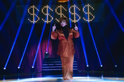 """MELISSA MCCARTHY stars as Michelle Darnell in """"The Boss."""" McCarthy headlines the comedy as a titan of industry who is sent to prison after she's caught for insider trading.  When she emerges ready to rebrand herself as America's latest sweetheart, not everyone she screwed over is so quick to forgive and forget."""