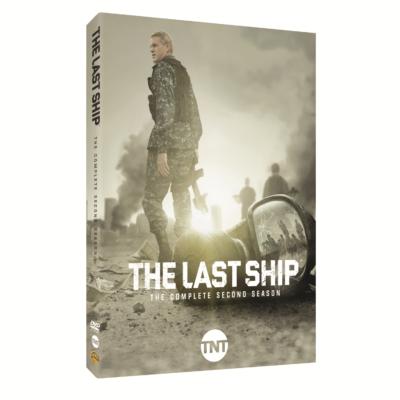 The last Ship S2_DVD Box Art