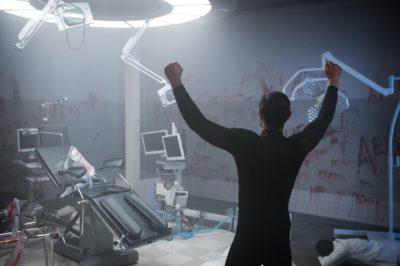 "GOTHAM: James Frain in the ""Wrath of the Villains: Azrael"" episode of GOTHAM airing Monday, April, 25 (8:00-9:01 PM ET/PT) on FOX. ©2016 Fox Broadcasting Co. Cr: Jeff Neumann/FOX"