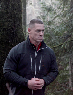 """AMERICAN GRIT: Host John Cena in the """"Tired Out/Over the FallsÓ special two-hour season finale of AMERICAN GRIT airing Thursday, June 9 (8:00-10:00 PM ET/PT) on FOX.  Cr: Olugbenro Ogunsemore/FOX"""