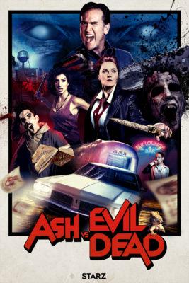 Ash+vs+Evil+Dead+Season+2+Comic-Con+Poster