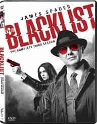 Blacklist 3 DVD