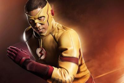 Kid Flash Tease