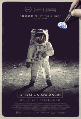 OPERATION AVALANCHE final poster