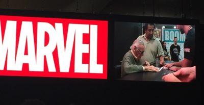 SDCC Marvel Stan Lee 2016