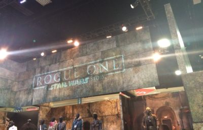 SDCC Star Wars store 2016