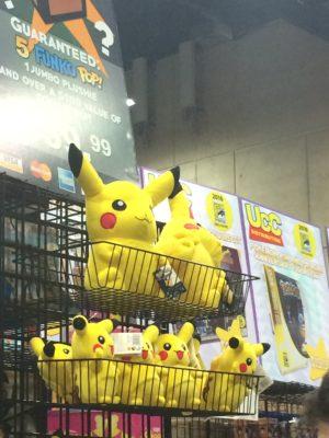 SDCC pikachu 2016