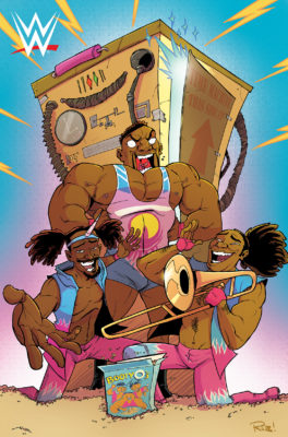 The New Day by Rob Guillory