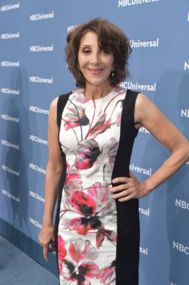 "NBCUNIVERSAL UPFRONT -- ""2016 NBCUniversal Upfront in New York City on Monday, May 16, 2016"" -- Pictured: Andrea Martin, ""Great News"" on NBC -- (Photo by: Theo Wargo/NBCUniversal)"