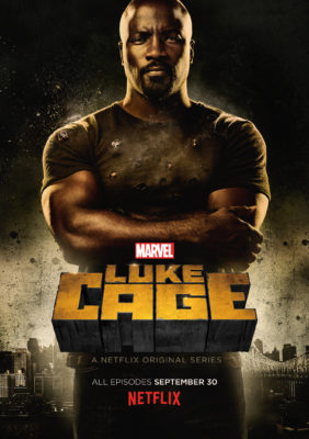 Marvel's Luke Cage Key Art