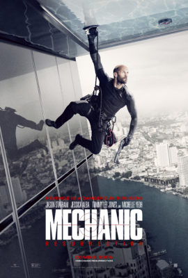 Mechanic-Resurrection 1-Sheet