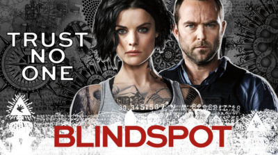 "BLINDSPOT -- Pictured: ""Blindspot"" Key Art -- (Photo by: NBCUniversal)"