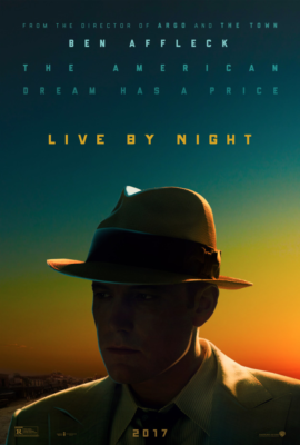 Live By Night 1-sheet