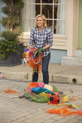 """THE GOOD PLACE -- """"Pilot"""" -- Pictured: Kristen Bell as Eleanor -- (Photo by: Justin Lubin/NBC)"""