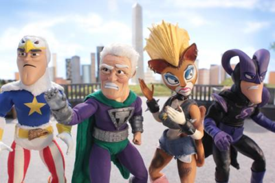 SuperMansion Flies Into 2017 On Adult Swim! | EclipseMagazine