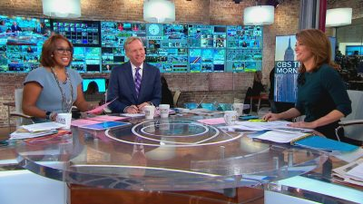 John Dickerson Newst Co Host On Cbs This Morning