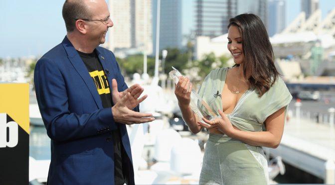 Comic-Con 2018: Olivia Munn Gets IMDB Starmeter Award