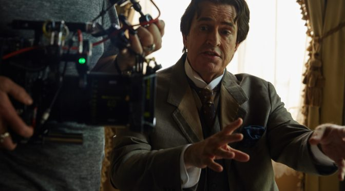 "Rupert Everett is ""Wilde"" about Oscar"