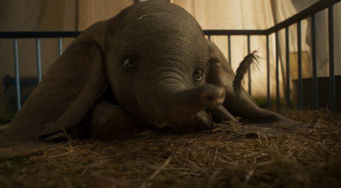 Tim Burton's Dumbo Doesn't Fly!