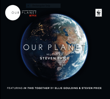 Netflix's Our Planet Goes Beyond the Screen with Multimedia Extensions!