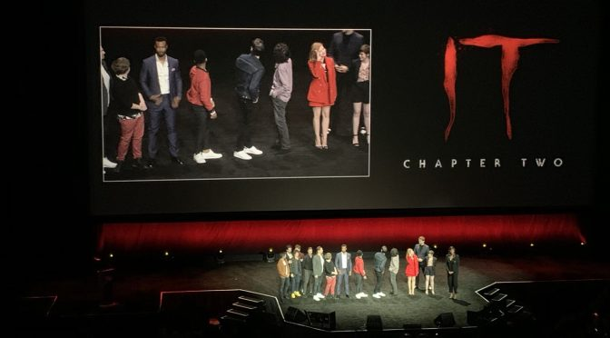 Michelle's Day 2 CinemaCon Recap! WonderWoman 1984, The Joker, 21 Bridges and more!