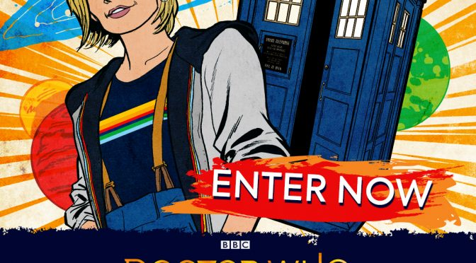 BBC STUDIOS KICKS OFF THE 2019 DOCTOR WHO FAN ART COMPETITION!