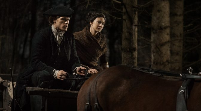 """OUTLANDER"" SEASON FIVE STARTS PRODUCTION IN SCOTLAND!"