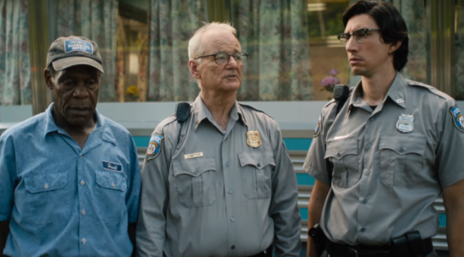 I'm Thinking Zombies Trailer: Jim Jarmusch's The Dead Don't Die!