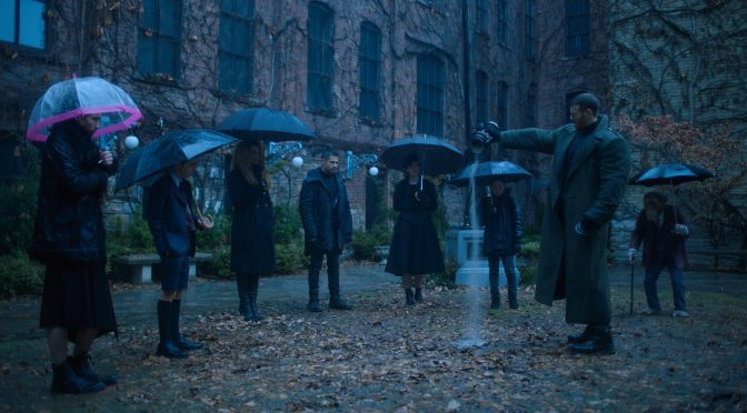 The Forecast Is For Rain – The Umbrella Academy Is Getting a Second Season!