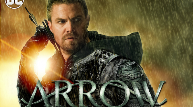High Definition: Arrow and Flash Blu-ray Announcement!