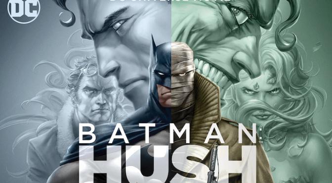 Batman Hush Comes to 4K UHD August 13!