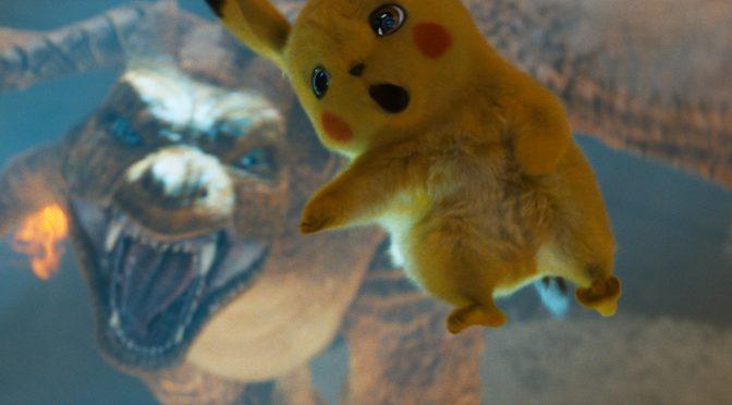 Pokémon Detective Pikachu Is Adorable!