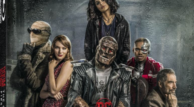 The Doom Patrol Complete First Season Comes to Blu-ray