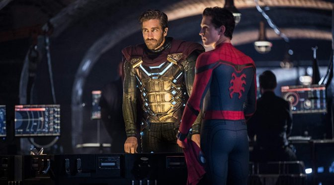 Spider-Man: Far From Home Blew my Mind! Michelle's Spoiler Free Review!