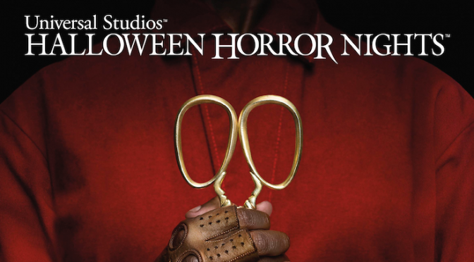 Universal Studio's Halloween Horror Nights Gets – US
