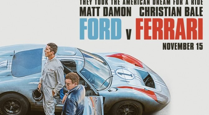 Looks Aren't Everything Trailer: Ford vs. Ferrari!