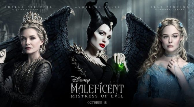 Behind the Scenes: Maleficent: Mistress of Evil – See Angelina Jolie Become Maleficent!