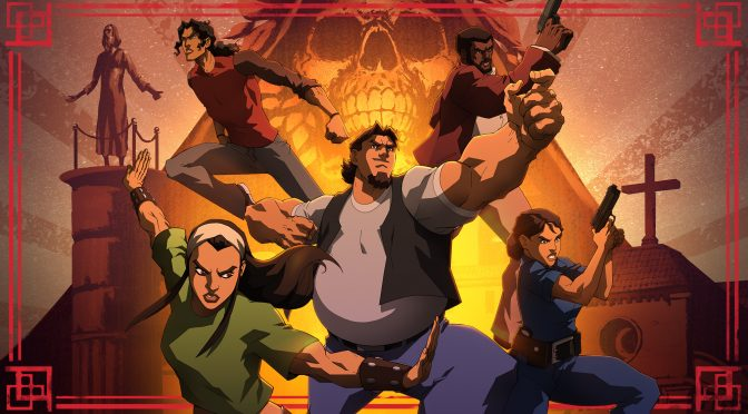 VIZ Media Takes First Original – Seis Manos – Series to Netflix!