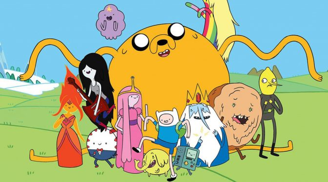 HBO Max Sets Adventure Time Return!