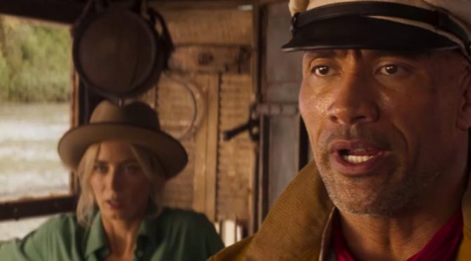 Dead is More Trailer: Disney's Jungle Cruise!