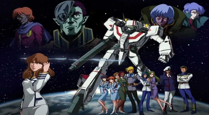 Funimation Nets Robotech Rights!
