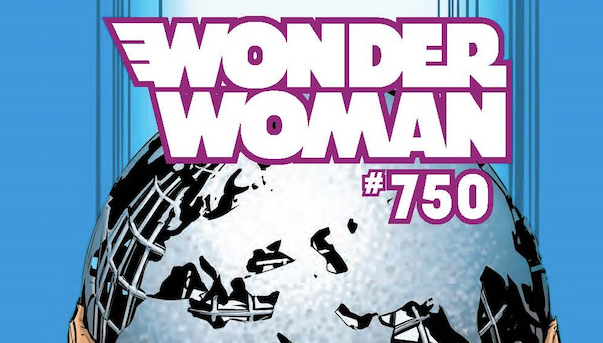 Wonder Woman Celebrates Upcoming Milestone with New Direction