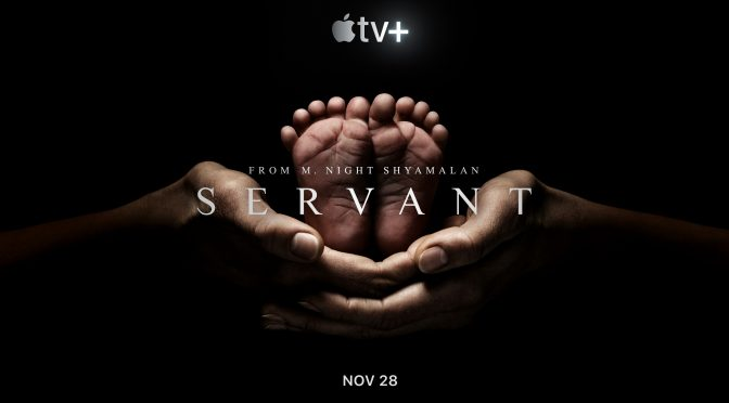 Do You Know Who You'ved Welcomed Into Your Home? Trailer: Apple TV+'s Servant!