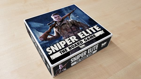 Rebellion Rolls Out Board Game Division with Sniper Elite!