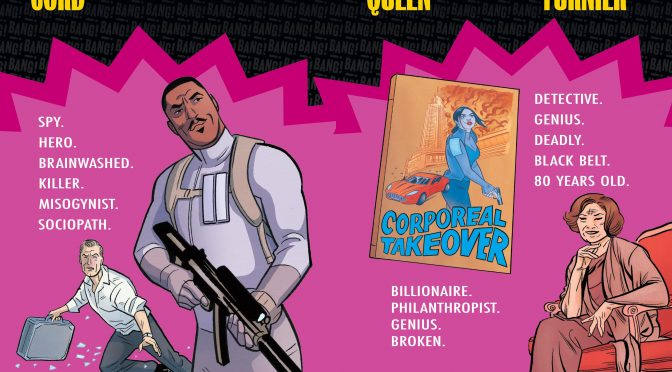 First Look: Black Sociopathic Bond: BANG!