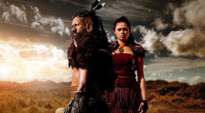 Supernatural Maori Action-Adventure Series Trailer: The Dead Lands!