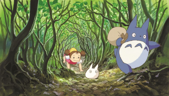 GKIDS TO RELEASE FULL STUDIO GHIBLI FILM LIBRARY ON DIGITAL TRANSACTIONAL PLATFORMS!